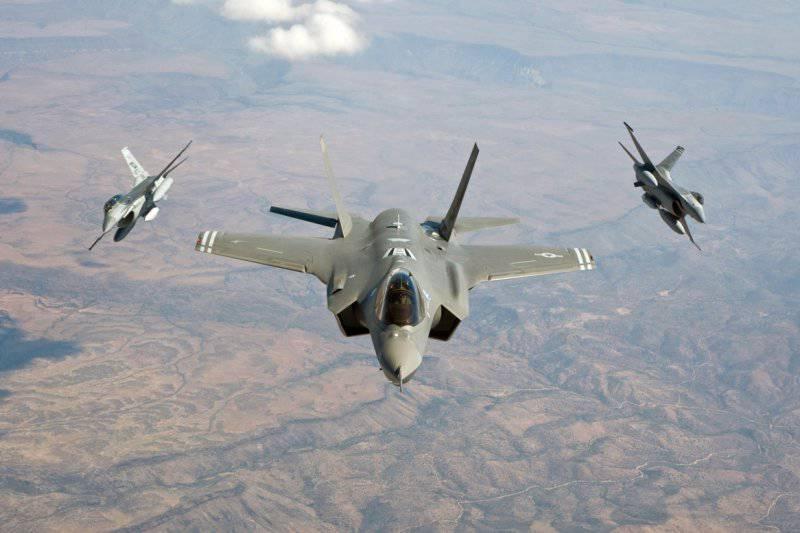 Южная Корея закупает 40 американских истребителей F-35A