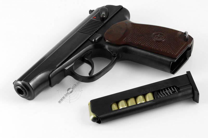 Пистолет Макарова — один из лучших пистолетов XX века