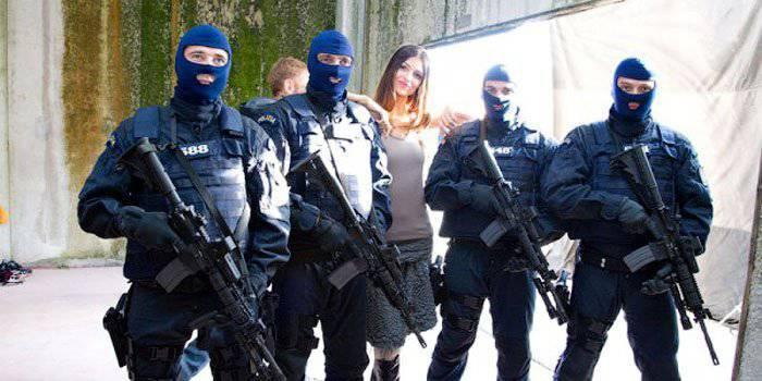 Как выглядит спецназ в разных странах