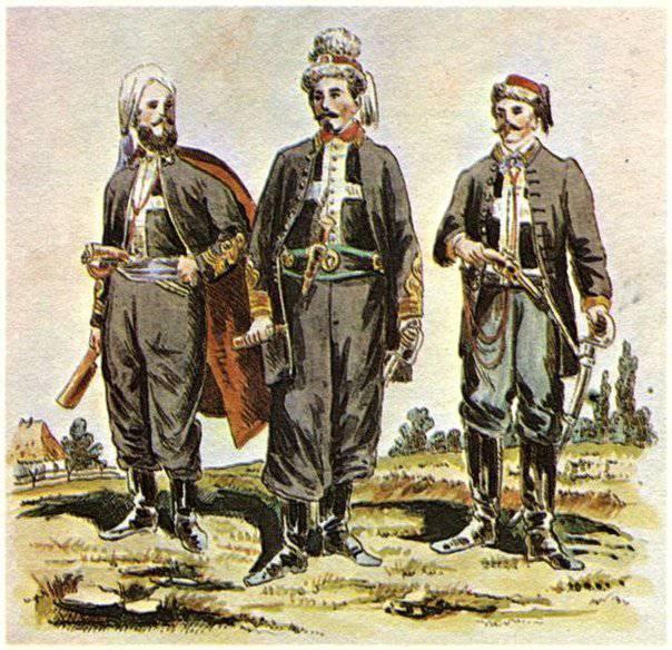 Soldaten des Heiligen Stuhls: die Armee des Papstes