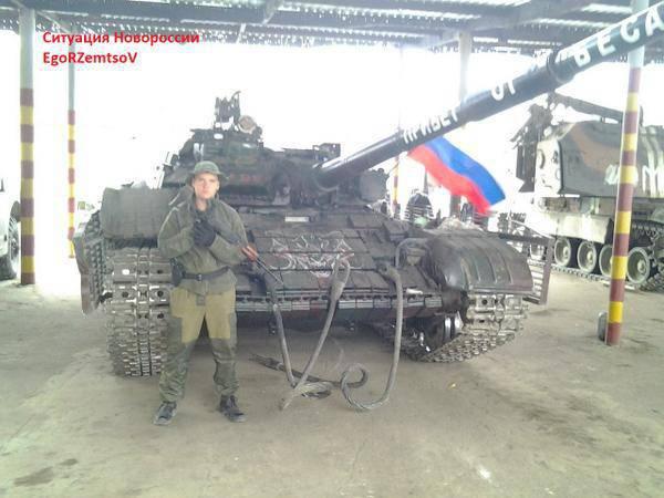 Сводки от ополчения Новороссии за 1 октября 2014 года