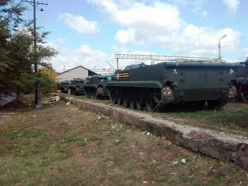 В Крым доставлены противотанковые комплексы «Хризантема-С»