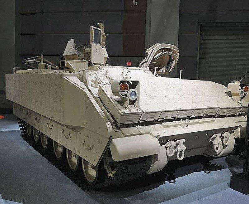 Американская армия восстанавливает возможности БМП Bradley