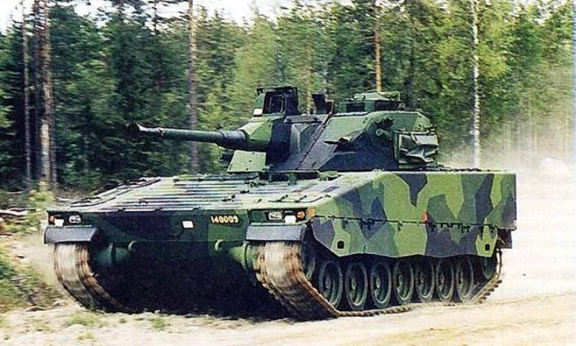 stridsfordon 90 или бмп-3