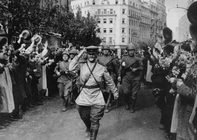 Девятый сталинский удар. Часть 2. Белградская операция