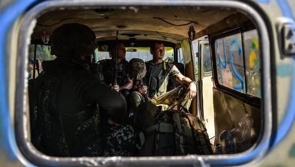 Киев собирается создать аналог американской штурмовой группы SWAT