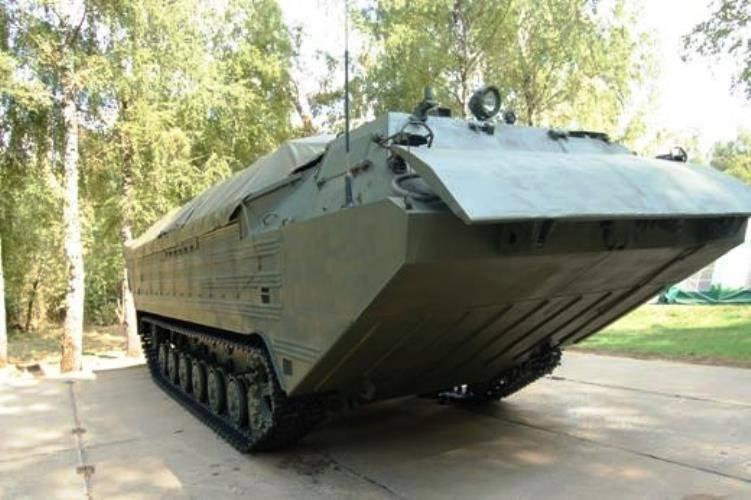Ucrania se ha privado de la capacidad de producir transportadores flotantes, que alguna vez fueron populares en todo el mundo.