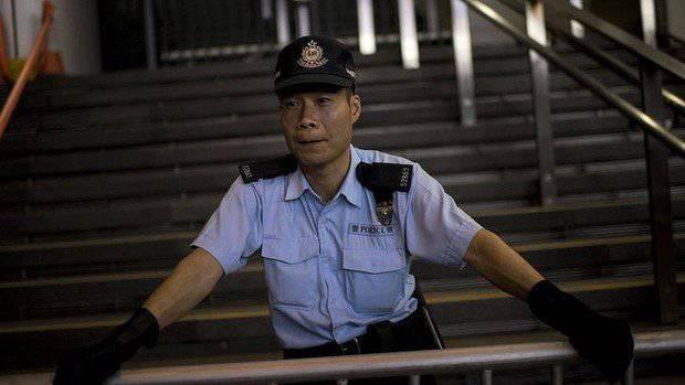 Ультиматум протестующим в Гонконге предъявлен властями Китая
