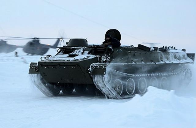 """В России появится командование """"Север"""", ответственное за подразделения в Арктике"""
