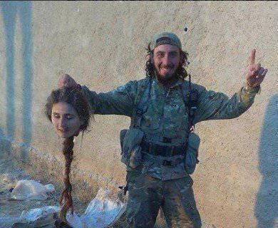 Кровавый праздник по-сирийски