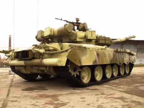 Т-80 из Беларуси воюют в Йемене