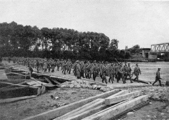 Operação de Varsóvia-Ivangorod. Vitória esquecida do exército russo