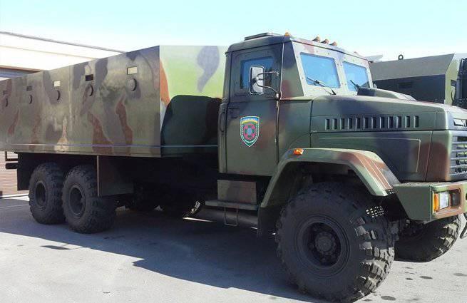 Скоро в армии Новороссии появятся американские бронемашины и амуниция