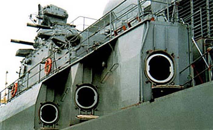 Ракетный противолодочный комплекс РПК-6 «Водопад»