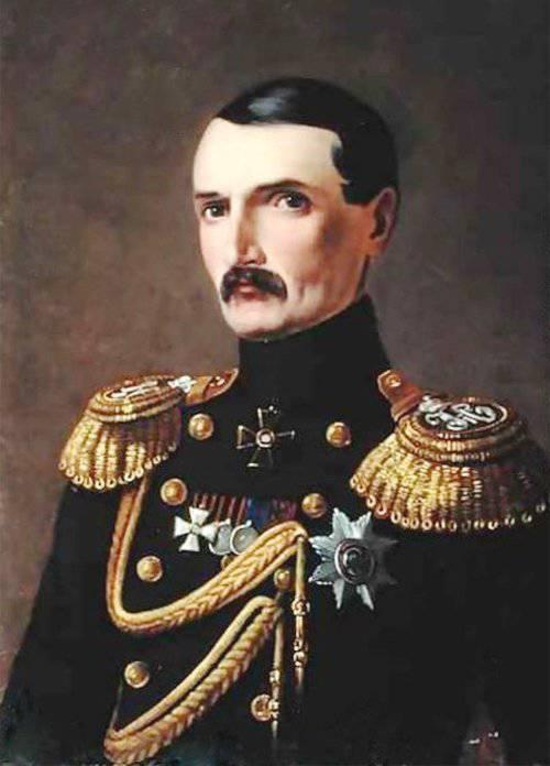 O primeiro bombardeio de Sevastopol