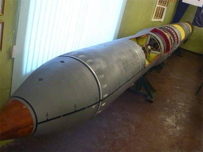 Ракетный противолодочный комплекс РПК-7 «Ветер»