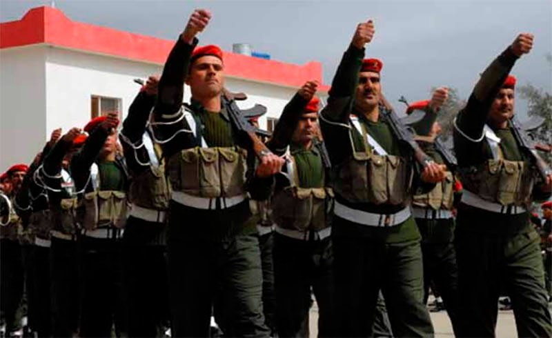 Peshmerga: Kurds as a barrier to religious extremism in the Middle East