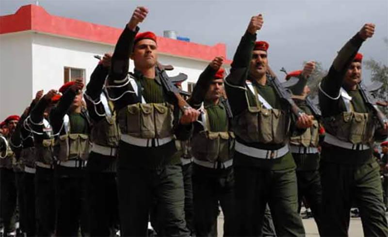 Peshmerga: les Kurdes comme barrière à l'extrémisme religieux au Moyen-Orient