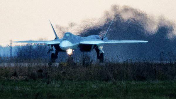 Россия начала работать над созданием композитного истребителя 6-го поколения