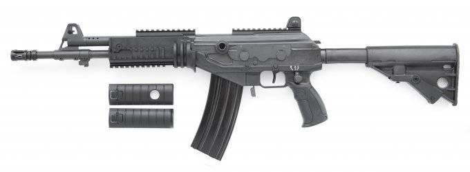 Новинки украинского военпрома: штурмовые винтовки «Форт-227» и «Форт-228»