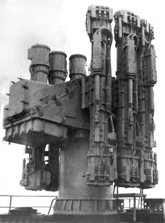 Ракетный противолодочный комплекс РПК-5 «Ливень»