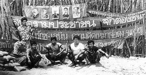 백색 코끼리의 나라에있는 빨치산 : 왜 공산주의자는 타이에서이기는 것을 처리하지 않았다
