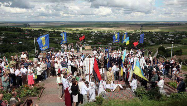 乌克兰是一种幻想