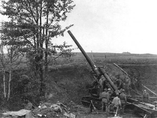 El primer asalto a Prusia Oriental