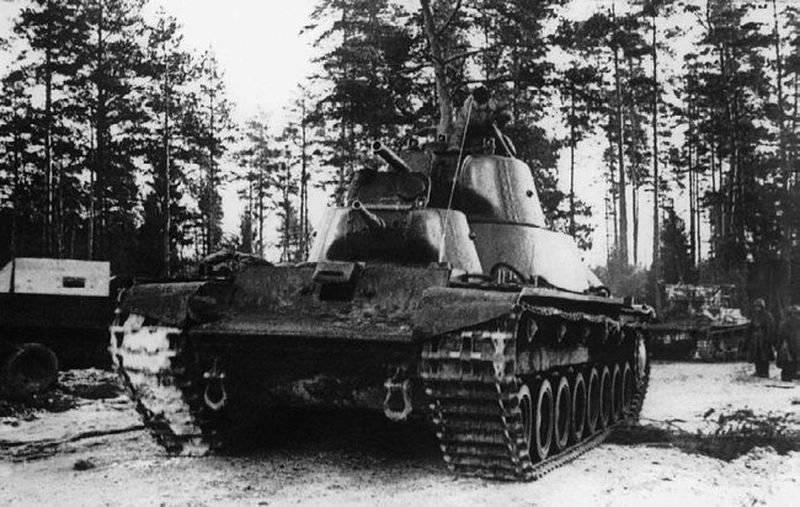 Многобашенные танки СССР. Часть 6. Т-100