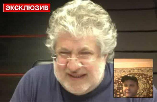 Игорь Коломойский: А с «Боингом» — ну, случайно так получилось, никто не хотел его завалить