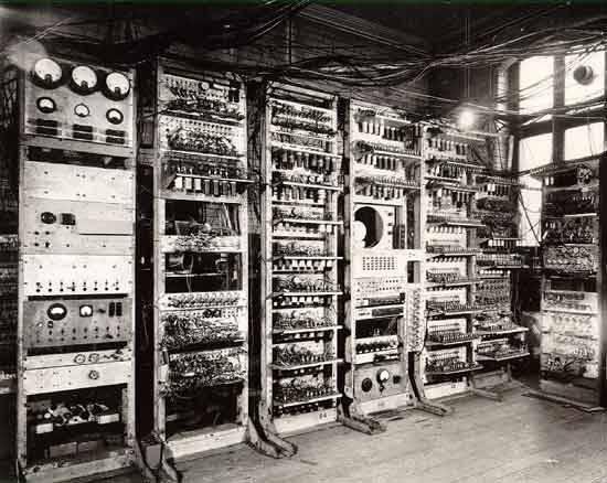 Mitos de los Estados Unidos. El atraso de la tecnología informática soviética.