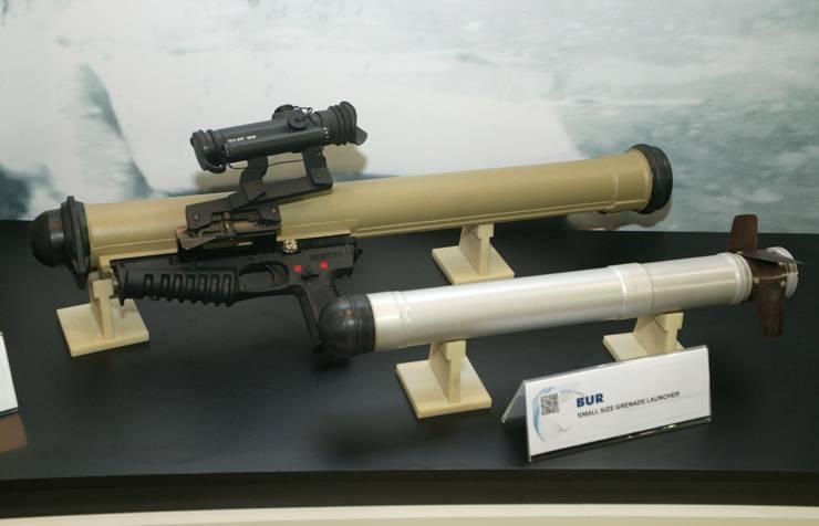 В Туле налажен выпуск новых малогабаритных гранатомётов «Бур»