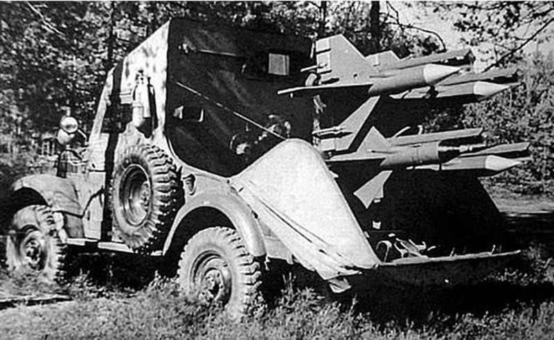 Koreanische Volksarmee. Panzerabwehrwaffen