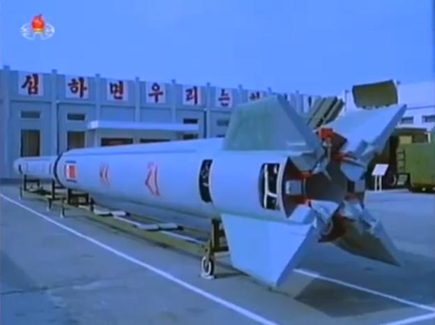 Северокорейские ракеты