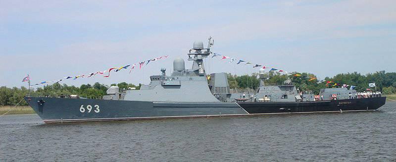 Mettre à jour la marine russe. Dans la glande. Partie de 2