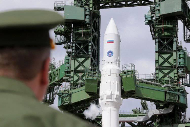 ракета носитель ангара 5 #11