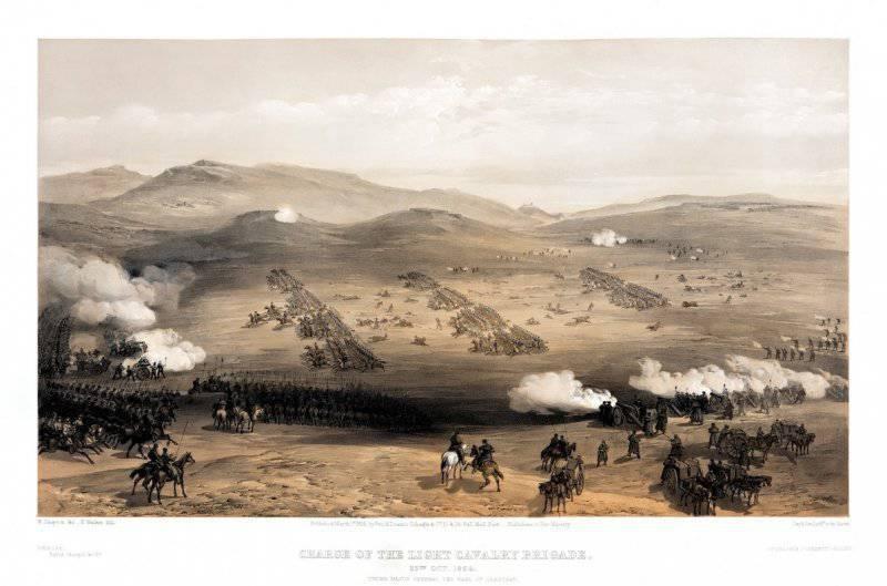 Балаклавское сражение (часть 1)