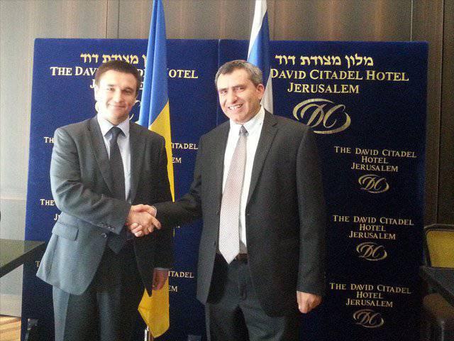 Министр иностранных дел Украины договаривался о закупке БПЛА в Израиле