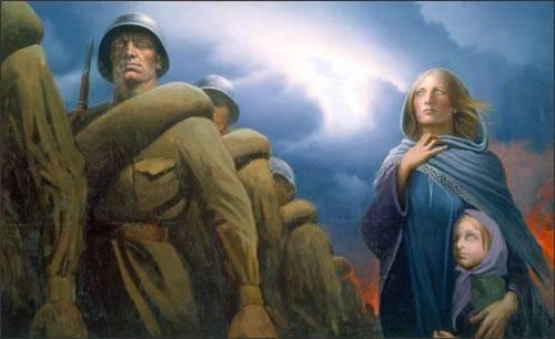 विश्व युद्ध में मोल्दोवा का अनुभव: क्या नहीं भुलाया जा सकता है!