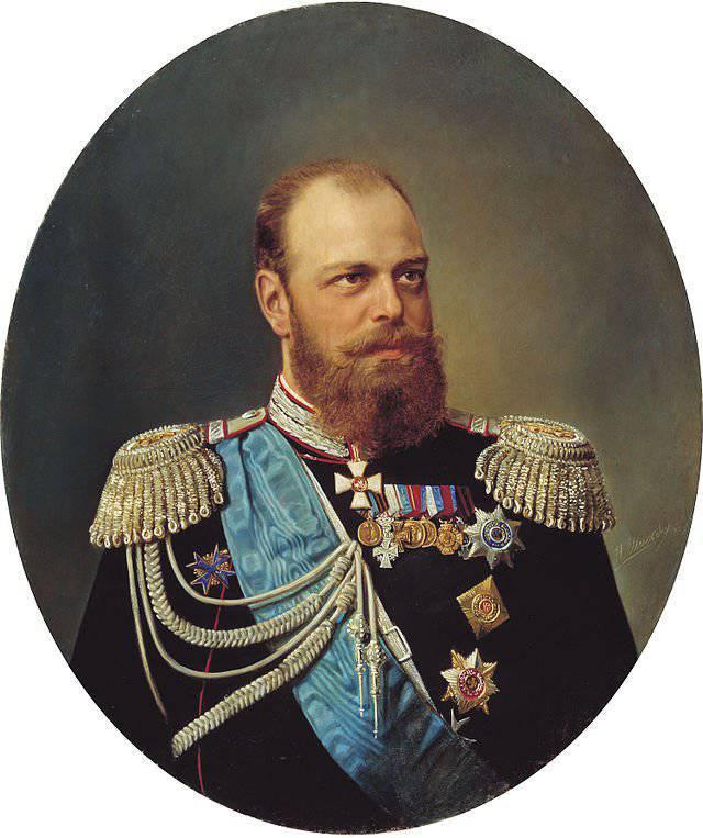 Александр III Александрович — великий русский правитель, пресекший разрушение России