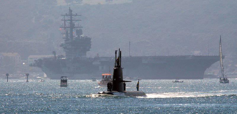 Die Hauptrichtungen der Entwicklung der Seeselbstverteidigungskräfte Japans
