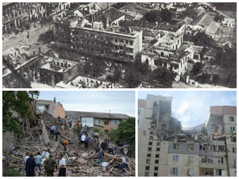 Mariupol y Donetsk. 1943 / 2014