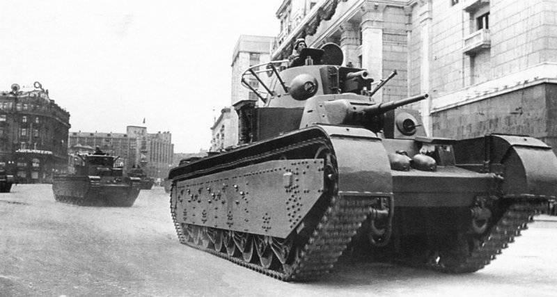 Многобашенные танки СССР. Часть 4. Тяжёлый танк Т-35