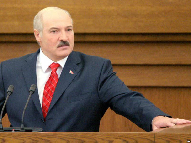 """Лукашенко заявил, что Янукович сам финансировал """"Правый сектор"""""""