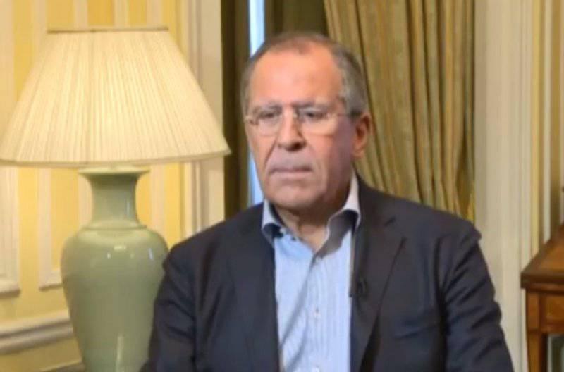 Интервью Министра иностранных дел России С.В.Лаврова итоговой программе «Сегодня» на телеканале НТВ, 19 октября 2014 года