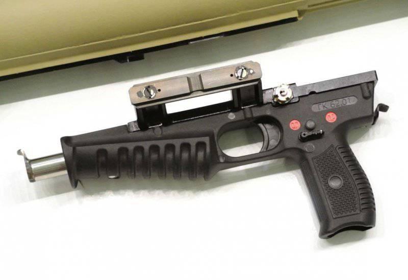 В Туле налажен выпуск новых малогабаритных гранатомётов «Бур