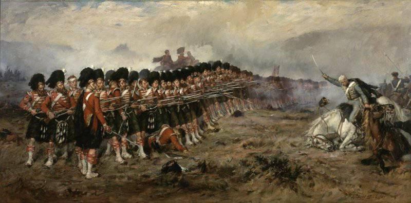 Балаклавское сражение (часть 2) Британская легенда о Балаклаве: «тонкая красная линия» и атака лёгкой бригады