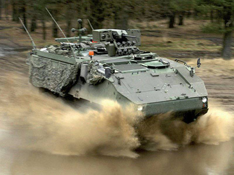 Piranha military wheeled vehicles strengthen their position in the global market