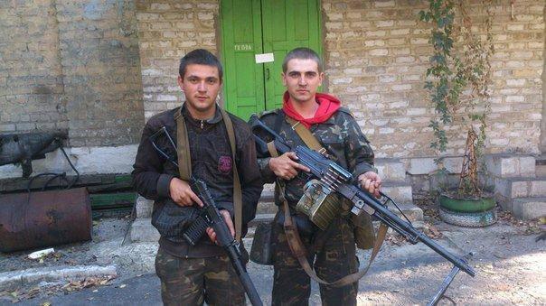 Informes de la milicia de Nueva Rusia para noviembre 3 2014 del año