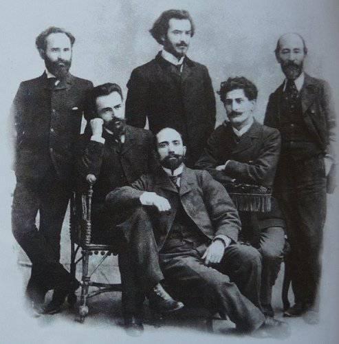 Schwarzes Banner des Kaukasus: Anarchisten des frühen 20. Jahrhunderts haben es nicht geschafft, die Macht in Georgien zu zerstören